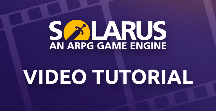 Solarus video tutorial