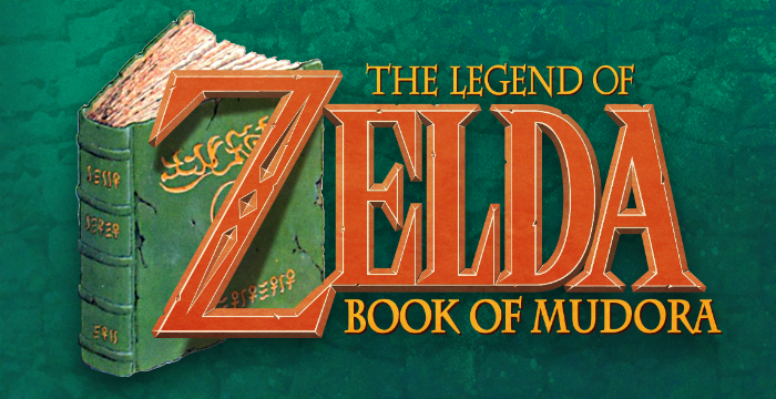 The Legend of Zelda: Book of Mudora