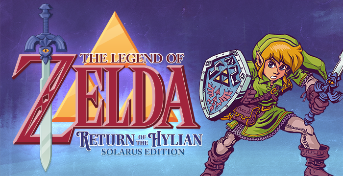 The Legend of Zelda: Return of the Hylian SE