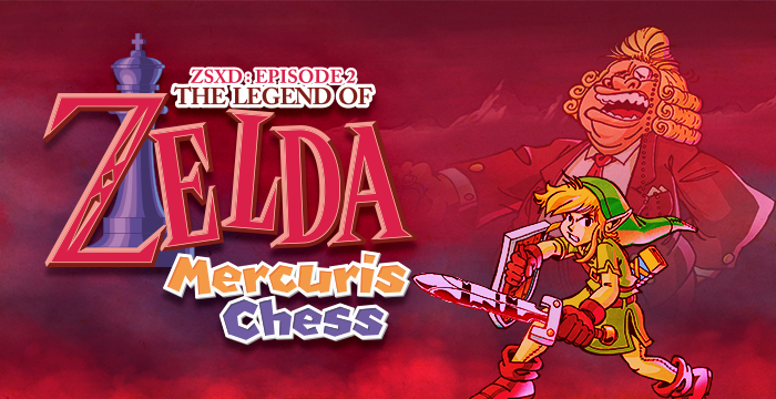 The Legend of Zelda XD2: Mercuris Chess