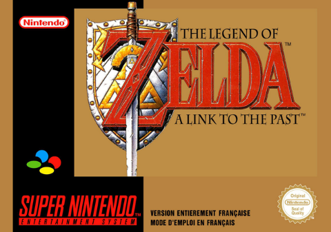 A Link to the Past box