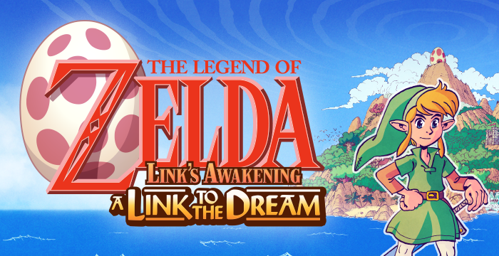The Legend of Zelda: A Lddink to the Dream