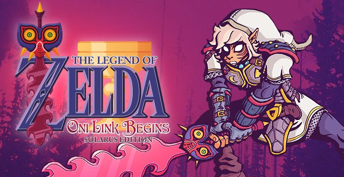 The Legend of Zelda: Onilink Begins SE
