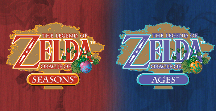 The Legend of Zelda: Oracle of Ages/Seasons